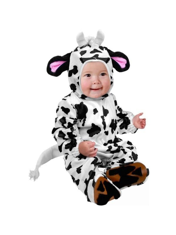 Infant Heirloom Cow Costume-COSTUMEISH