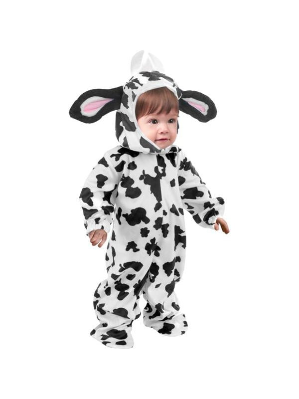 Toddler Heirloom Cow Costume-COSTUMEISH