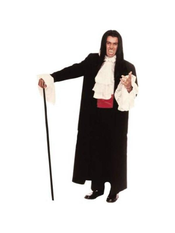 Adult Count Damon Vampire Costume-COSTUMEISH