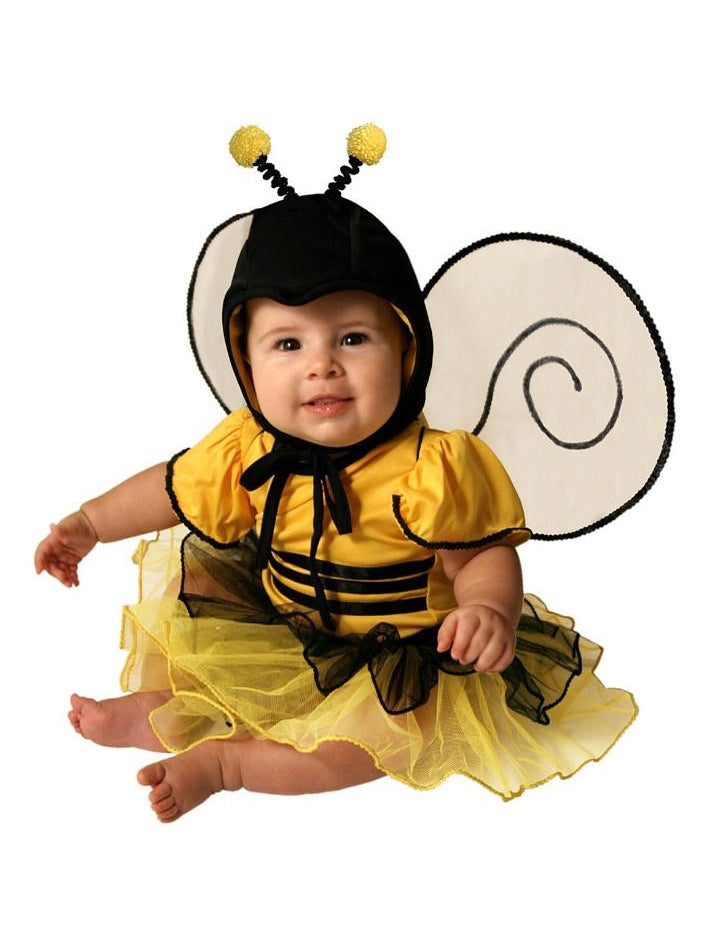 Toddler Beautiful Bumble Bee Costume-COSTUMEISH