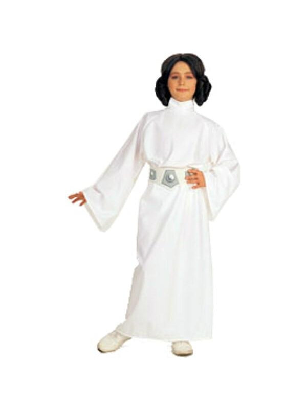 Child's Princess Leia Costume-COSTUMEISH