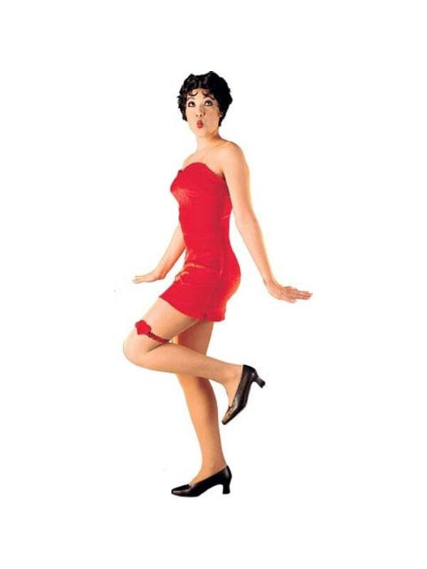 Adult Classic Betty Boop Costume-COSTUMEISH