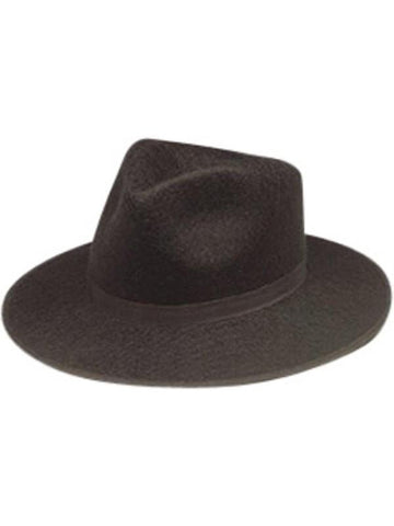 Adult Felt Fedora Hat