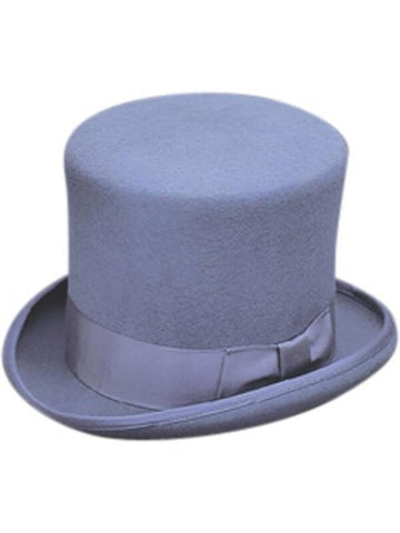 Wool Felt Mad Hatter Hat-COSTUMEISH