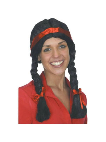 Indian Braided Wig-COSTUMEISH