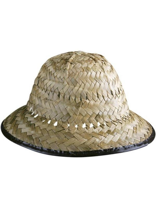 Adult Safari Straw Pith Hat-COSTUMEISH