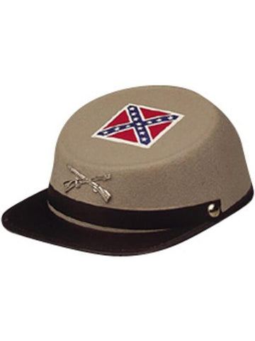 Adult Confederate Cap-COSTUMEISH