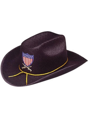 Deluxe Union Officer Hat-COSTUMEISH