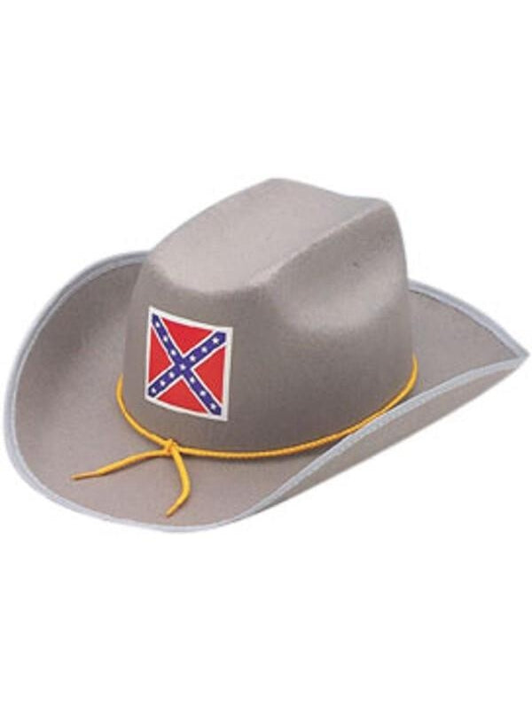 Confederate Officer Hat-COSTUMEISH