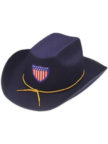 Adult Union Officer Hat-COSTUMEISH