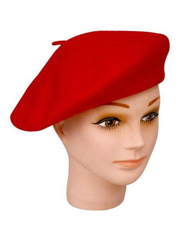 Wool Beret Hat-COSTUMEISH