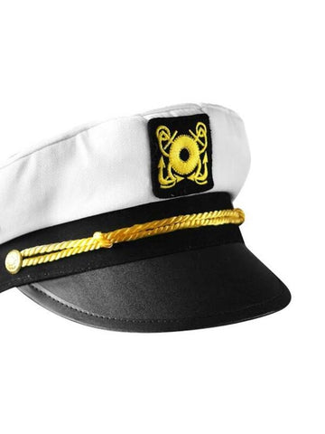 Child Yacht Sailor Hat-COSTUMEISH