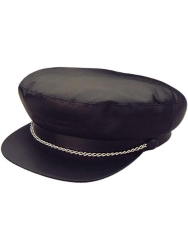 Costume Biker Hat-COSTUMEISH