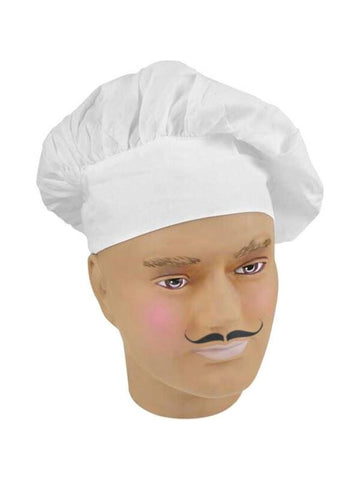 Cotton Chef's Hat