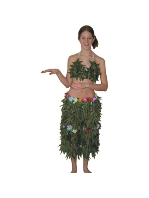 Flower Leaf Skirt-COSTUMEISH