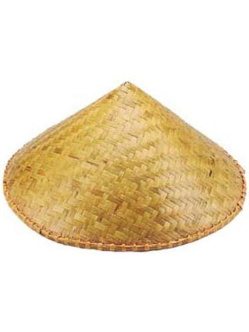 Chinese Coolie Hat-COSTUMEISH