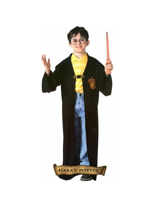 Harry Potter Robe and Clasp-COSTUMEISH