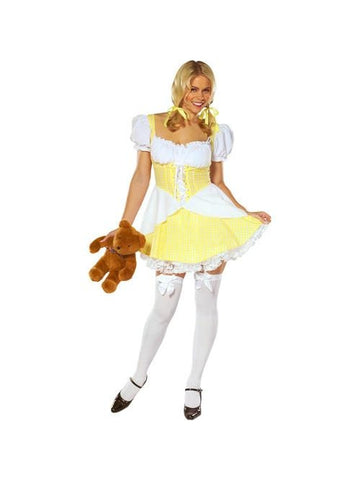 Adult Sexy Goldilocks Costume