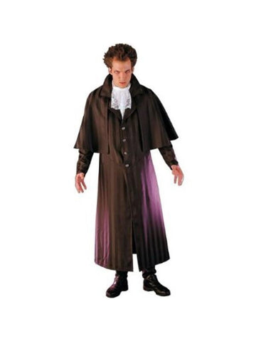 Adult Adult Jack the Ripper Coat & Jabot Costume