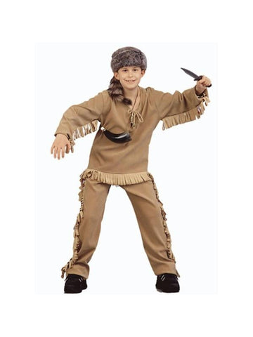 Child Daniel Boone Costume-COSTUMEISH