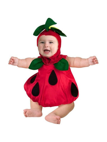 Baby Strawberry Costume-COSTUMEISH