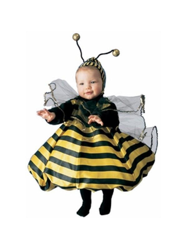 Toddler Bumble Bee Costume-COSTUMEISH