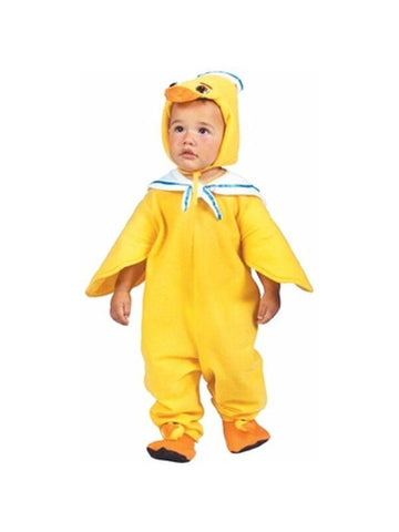 Baby Yellow Duck Costume