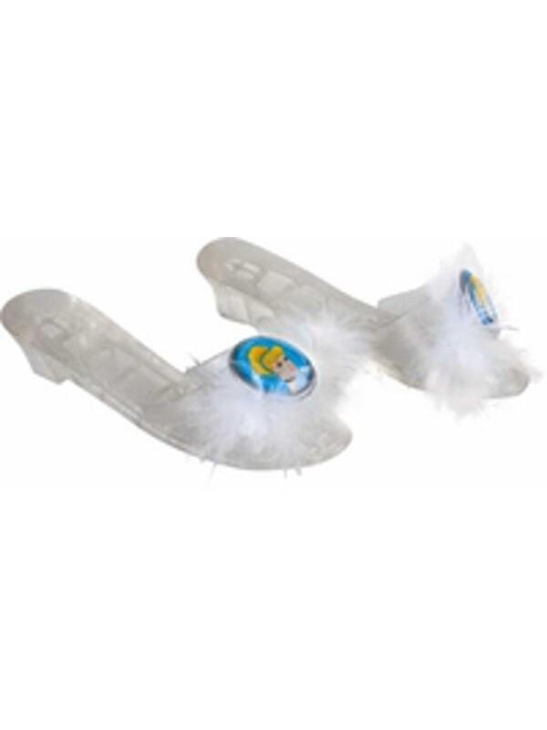 Child's Cinderella Shoes-COSTUMEISH