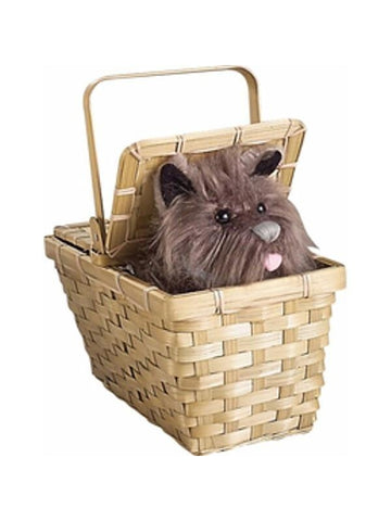 Deluxe Toto In A Basket-COSTUMEISH