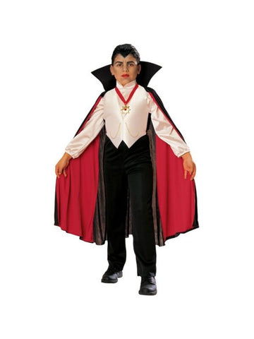 Child's Dracula Costume-COSTUMEISH