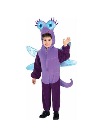 Toddler Miss Spider Dragon Costume