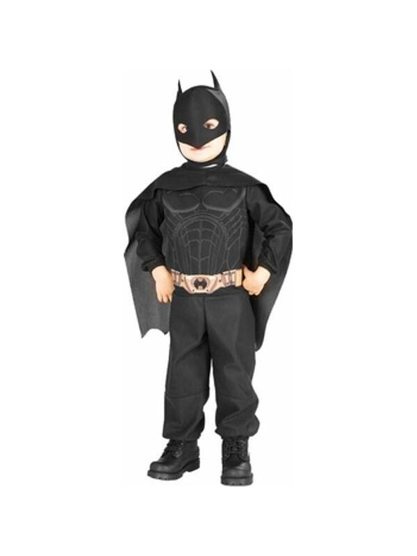 Toddler Batman Begins Costume-COSTUMEISH