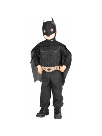 Toddler Batman Begins Costume