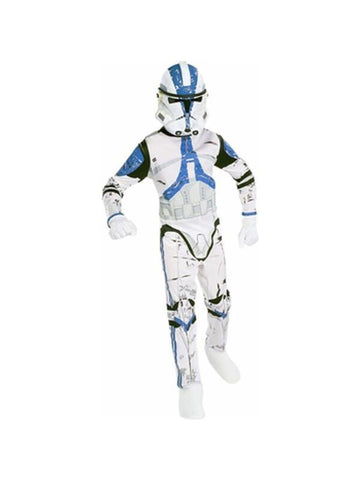 Adult Star Wars Clone Trooper Costume-COSTUMEISH