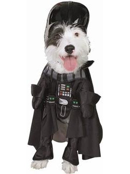 Darth Vader Dog-COSTUMEISH