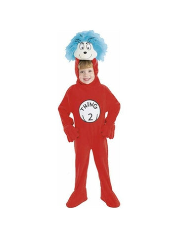 Child's Cat in the Hat Thing 2 Costume