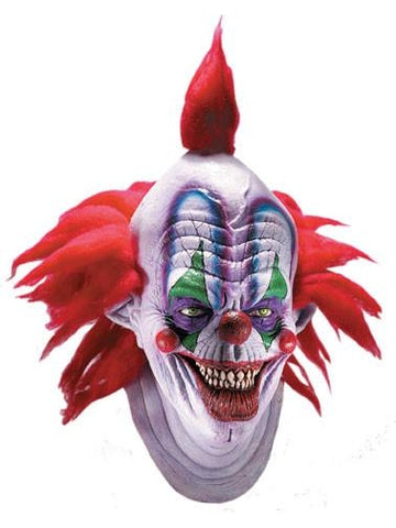 Giggles The Clown Costume Mask-COSTUMEISH