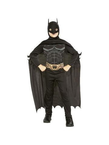 Child's Batman Begins Costume-COSTUMEISH