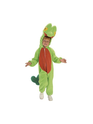 Child Wood Gecko Costume-COSTUMEISH