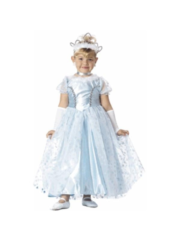 Toddler Princess Cinderella Costume-COSTUMEISH