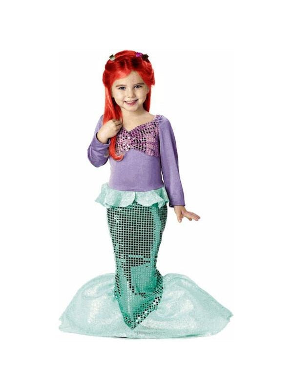 Toddler Wistful Mermaid Costume-COSTUMEISH