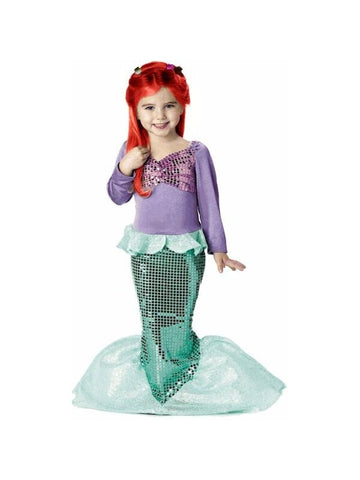 Child Little Mermaid Costume-COSTUMEISH  sc 1 st  Costumeish.com & Halloween Costumes for Adults Children and Babies