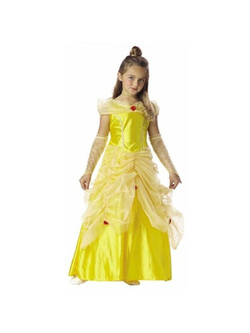 Child's Princess Belle Costume