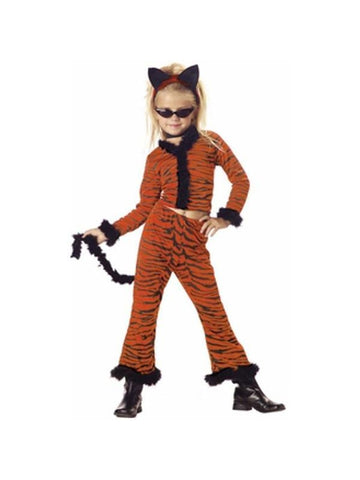Child's Tiger Suit Costume-COSTUMEISH