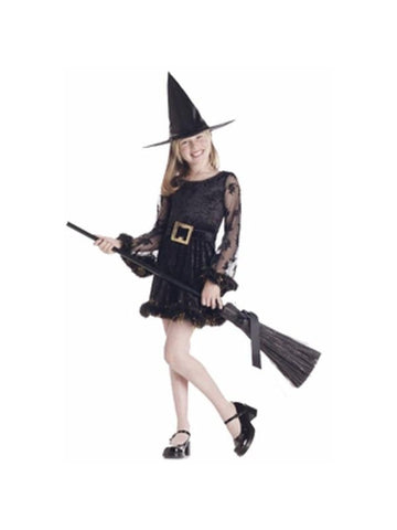 Child's Adorable Witch Costume-COSTUMEISH