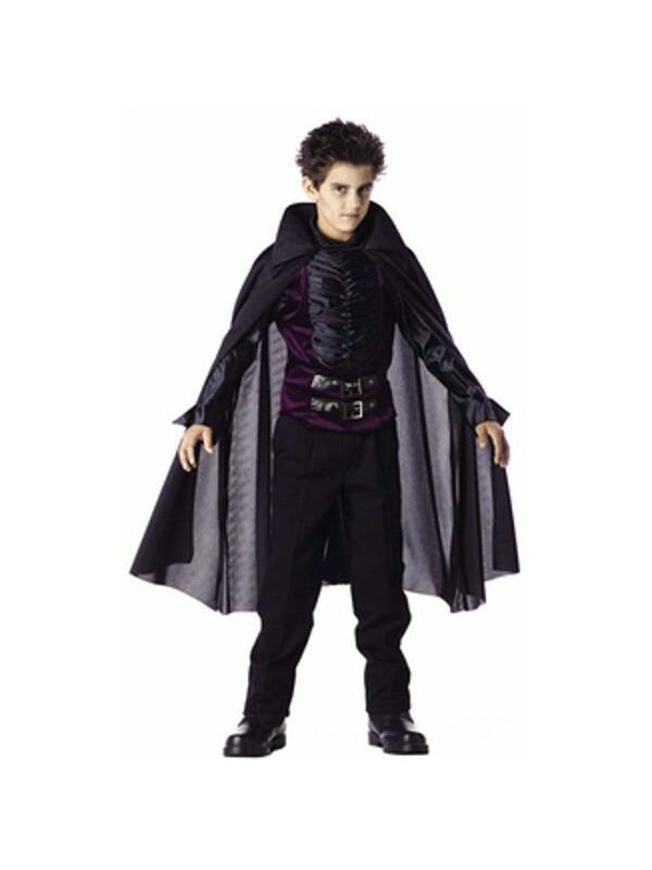Child's Gothic Vampire Costume-COSTUMEISH