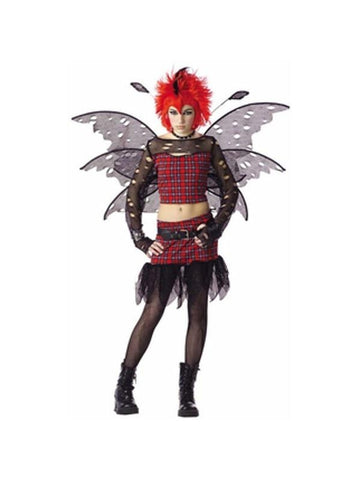 Teen Punk Fairy Costume