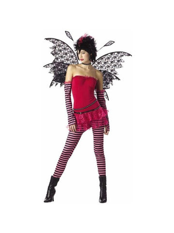 Teen Hot Rockin' Fairy Costume