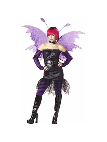 Teen Gothic Fairy Costume
