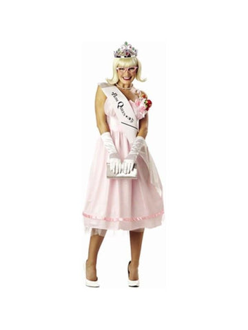 Adult Prom Queen Costume-COSTUMEISH